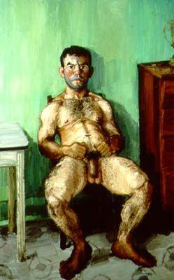 gabriel nude