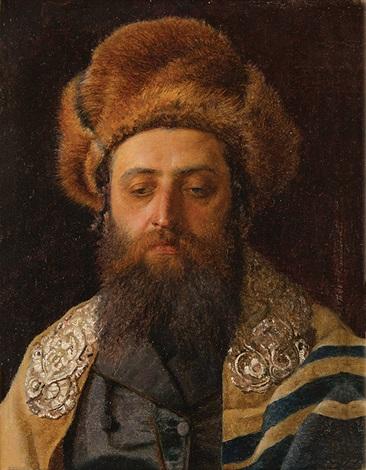 isidor-kaufmann-portrait-of-hasid-at-prayer