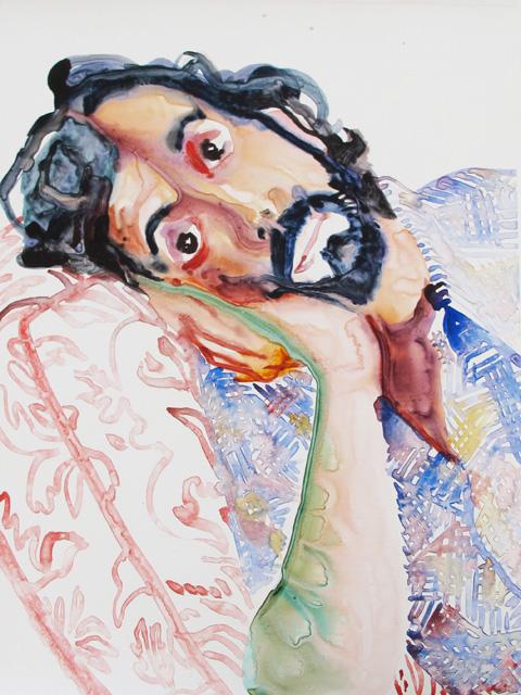 john-sonsini by don bachardy c. 1985