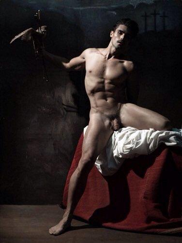 Vangelis Kyris vs Caravaggio